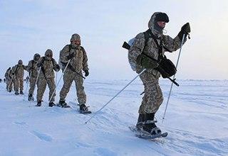 30  новороссийских десантников готовятся к переходу