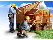 Бригада квалифицированных мастеров быстро и качественно выполнит все виды отделочных и строительных работ (до 3-х этажей).